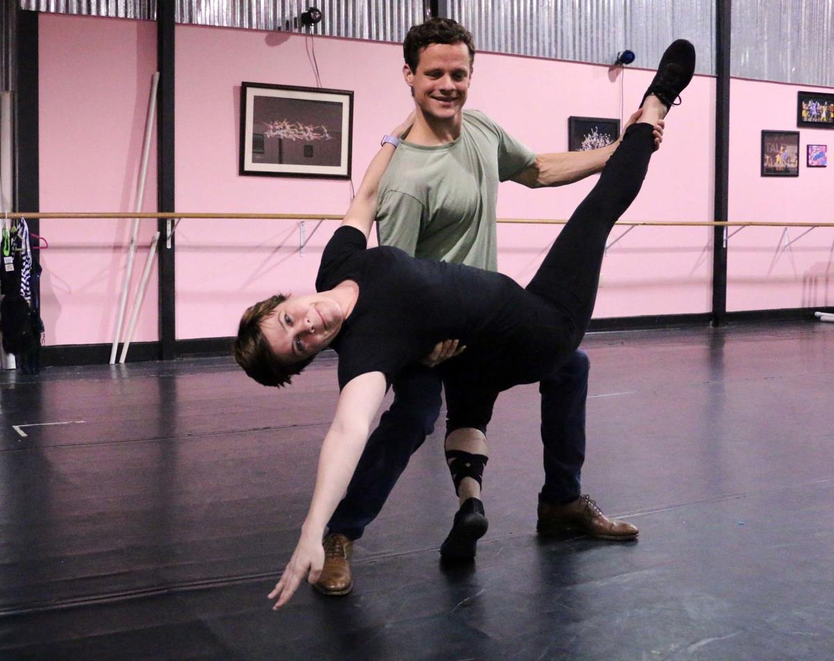 Brian Hutcheson: Dancing is 'pretty fun'