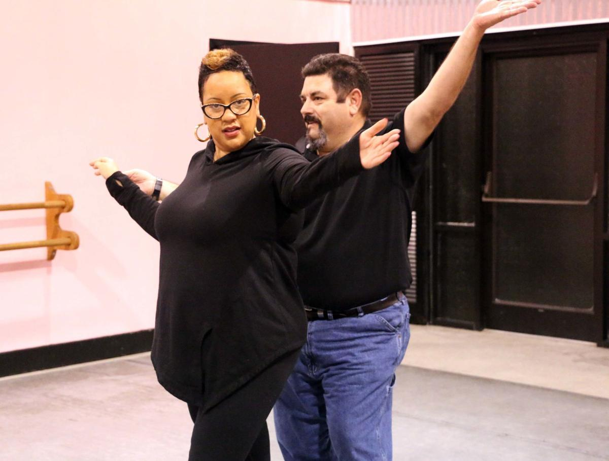Meet the Dancers: Keisha Johnson loves the friendly competition